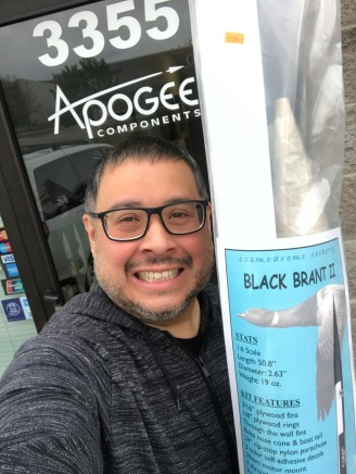 At Apogee Components in CO Springs, CO